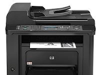 HP Laserjet Pro M1536dnf MFP Driver Free Download