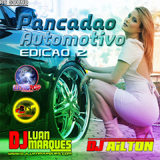 CD PANCADÃO AUTOMOTIVO VOL. 2