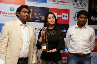 Margadarsi Big Telugu Entertainment Awards Launch Event Gallery