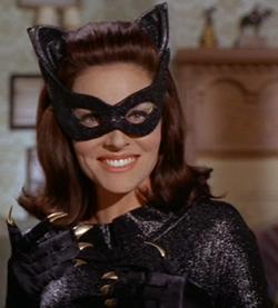 Julie Newmar ( Catwoman de los 60`s )