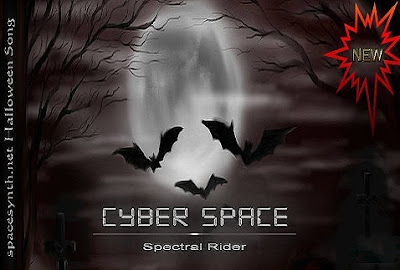 Cyber Space - Spectral Rider (spacesynth.net Halloween Song)