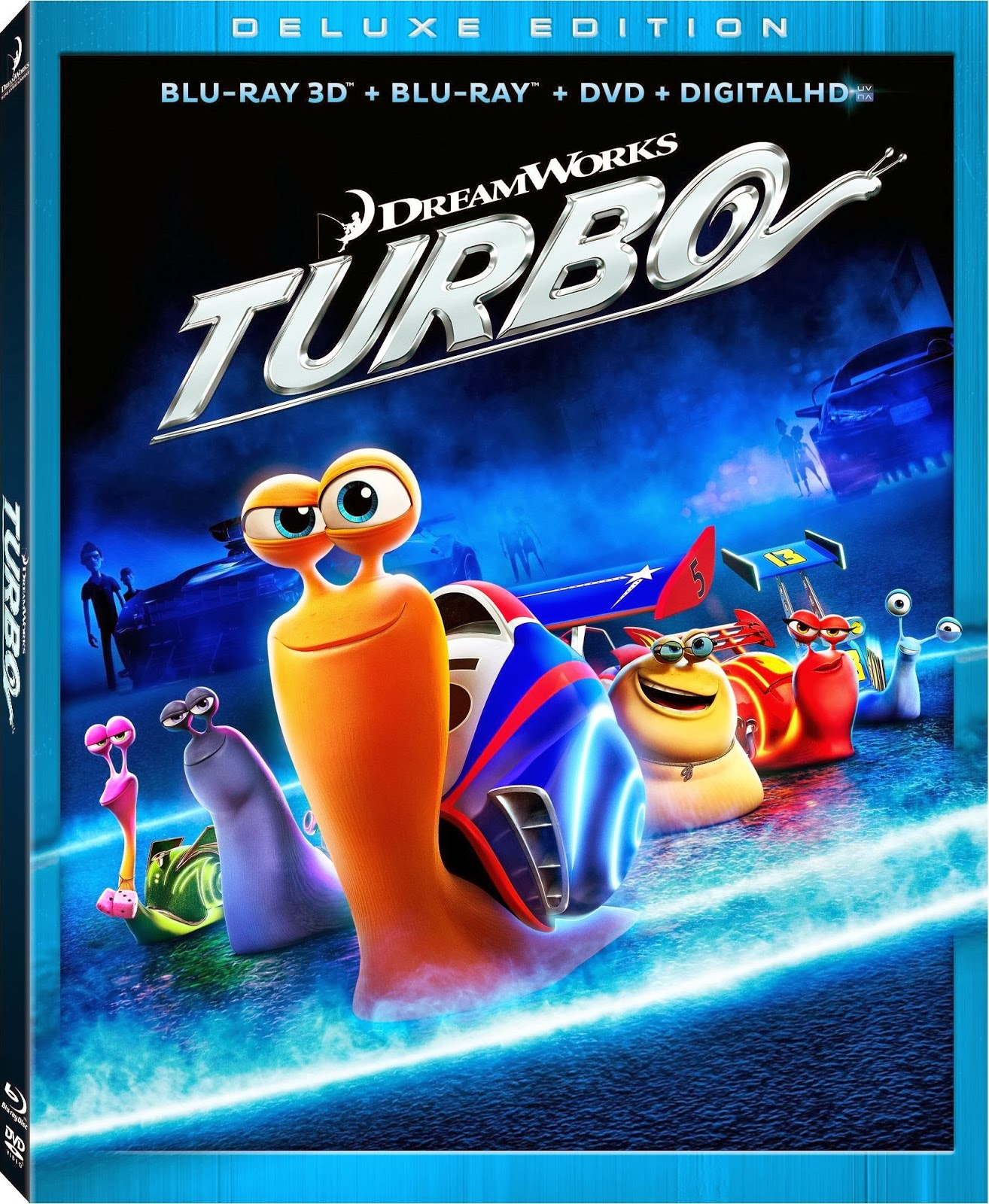 Download - Turbo - Dual Áudio (2013)