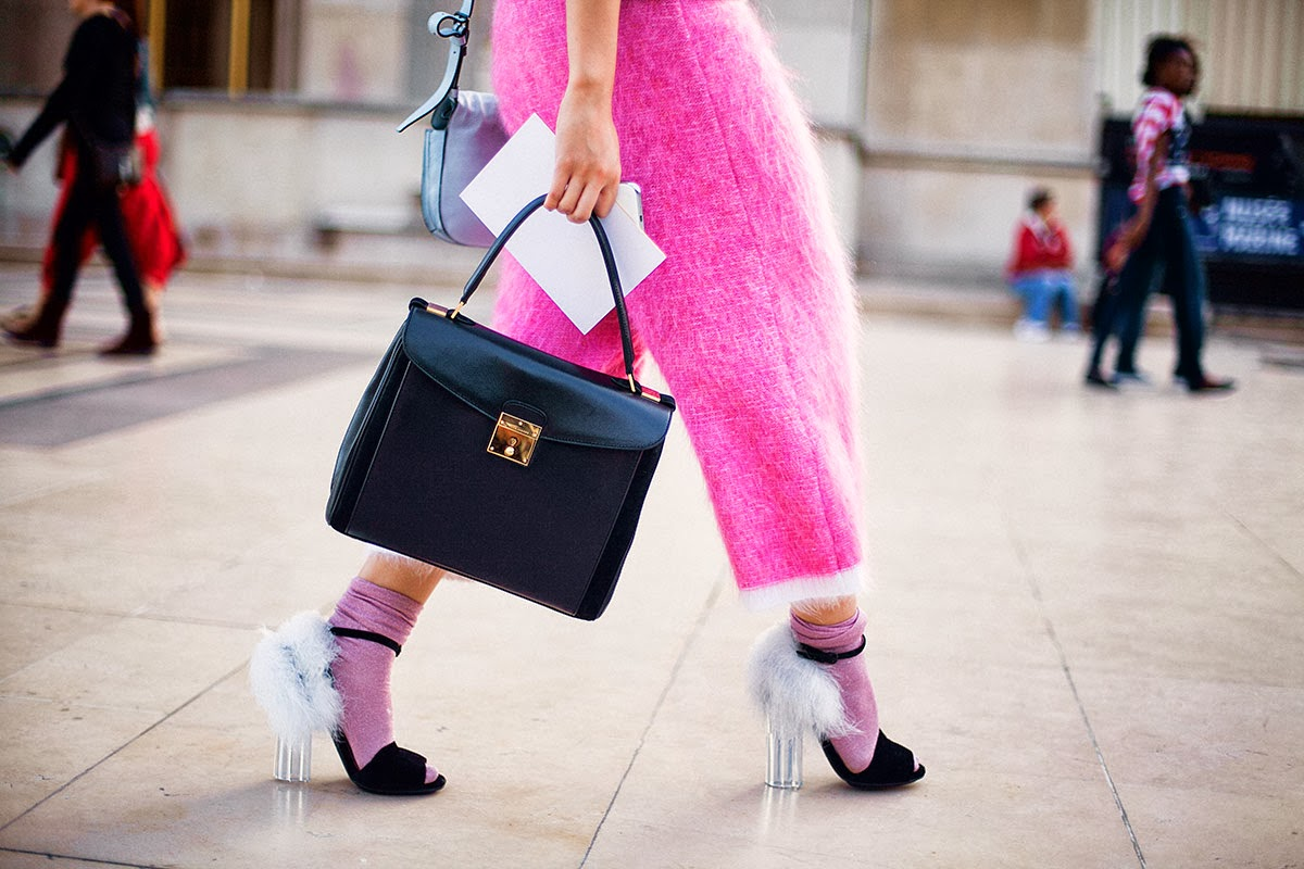 Paris Fashion Week Fashion