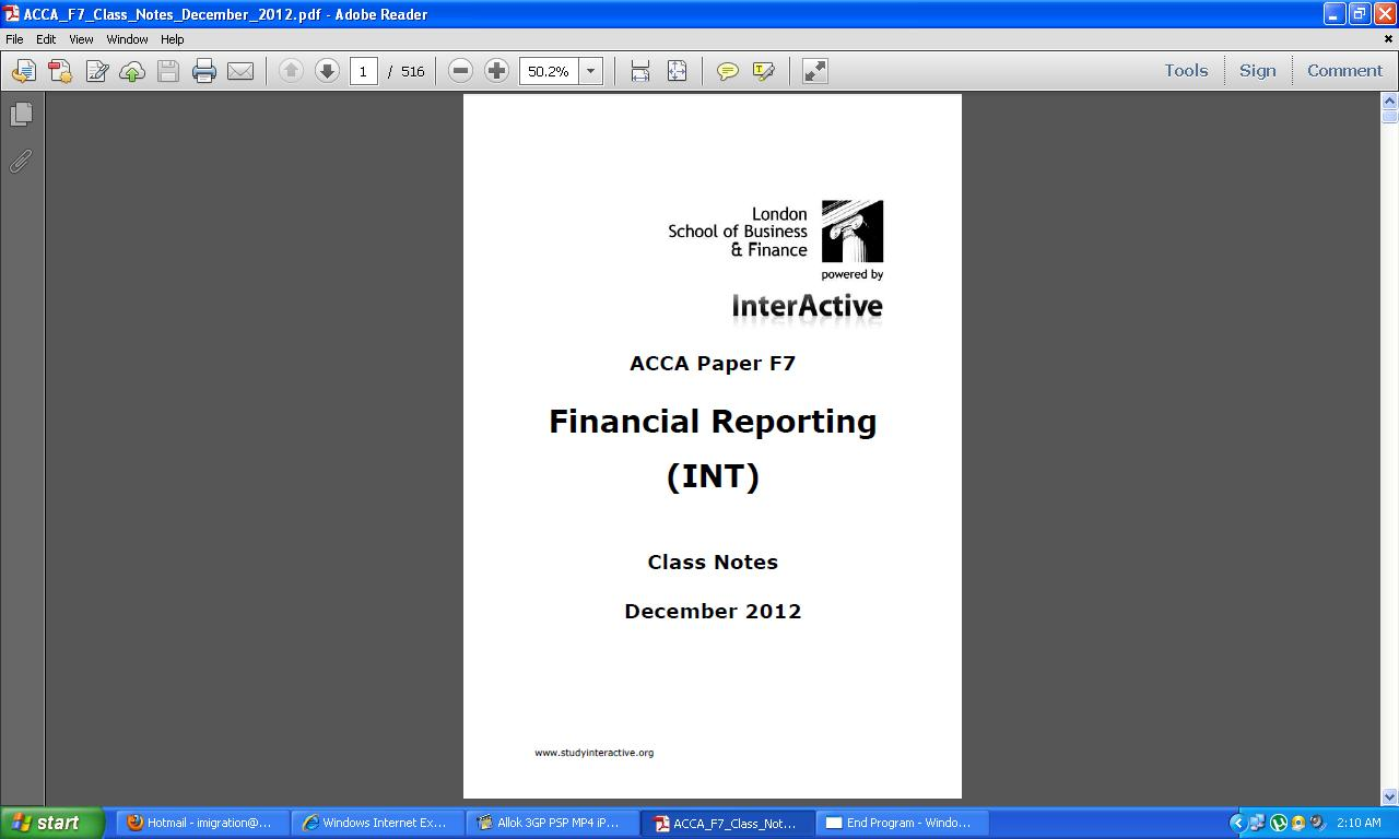 acca p7 dec 2012 answers (2012-04-25 12:11:14) 转载▽  december 2007 - answers 【acca真题】acca 历年真题f7-p7下载pdf(2007-2011 june 2008 - questions 【acca真题】acca .