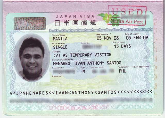 Tour In Japan Need Visa