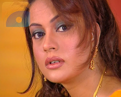 Pakistani Urdu actress Sadia Imam Picture