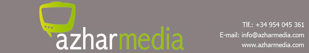 AZHAR MEDIA production company Seville locations casting services cine video corporativos