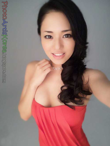 Photo Artis Korea Sora Aoi