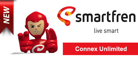 Paket Internet Smartfren Connex Unlimited