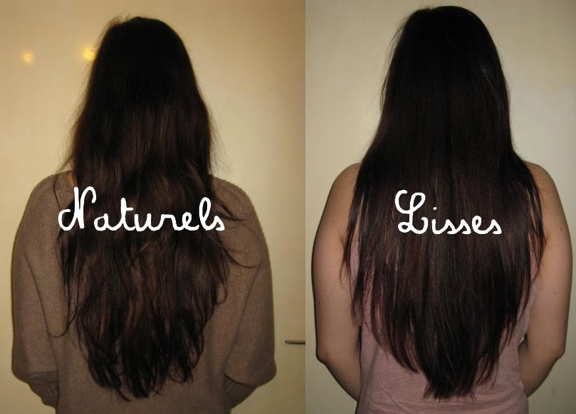 Pousse De Cheveux Rapide Et Naturelle Lisser Raidir Ses Cheveux
