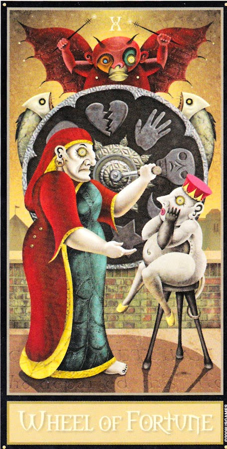 The Cauldron Born Sdsg Deviant Moon Tarot Tarot Shadow Work
