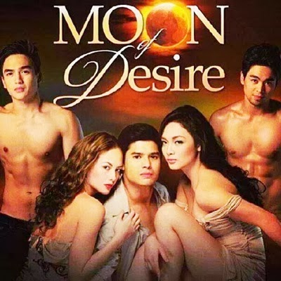 Moon of Desire cast