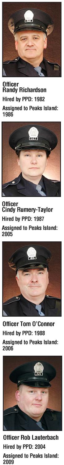 Peak's Island Patrol
