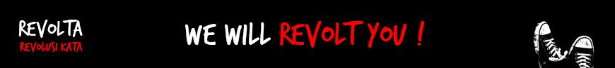Kaos Distro Bandung Revolta, Kaos Motivasi Bandung, Kaos Distro Murah