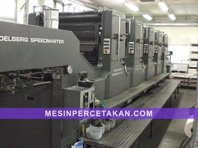 Heidelberg SM 102 FP 5 Color | Year 1988 | Sydney