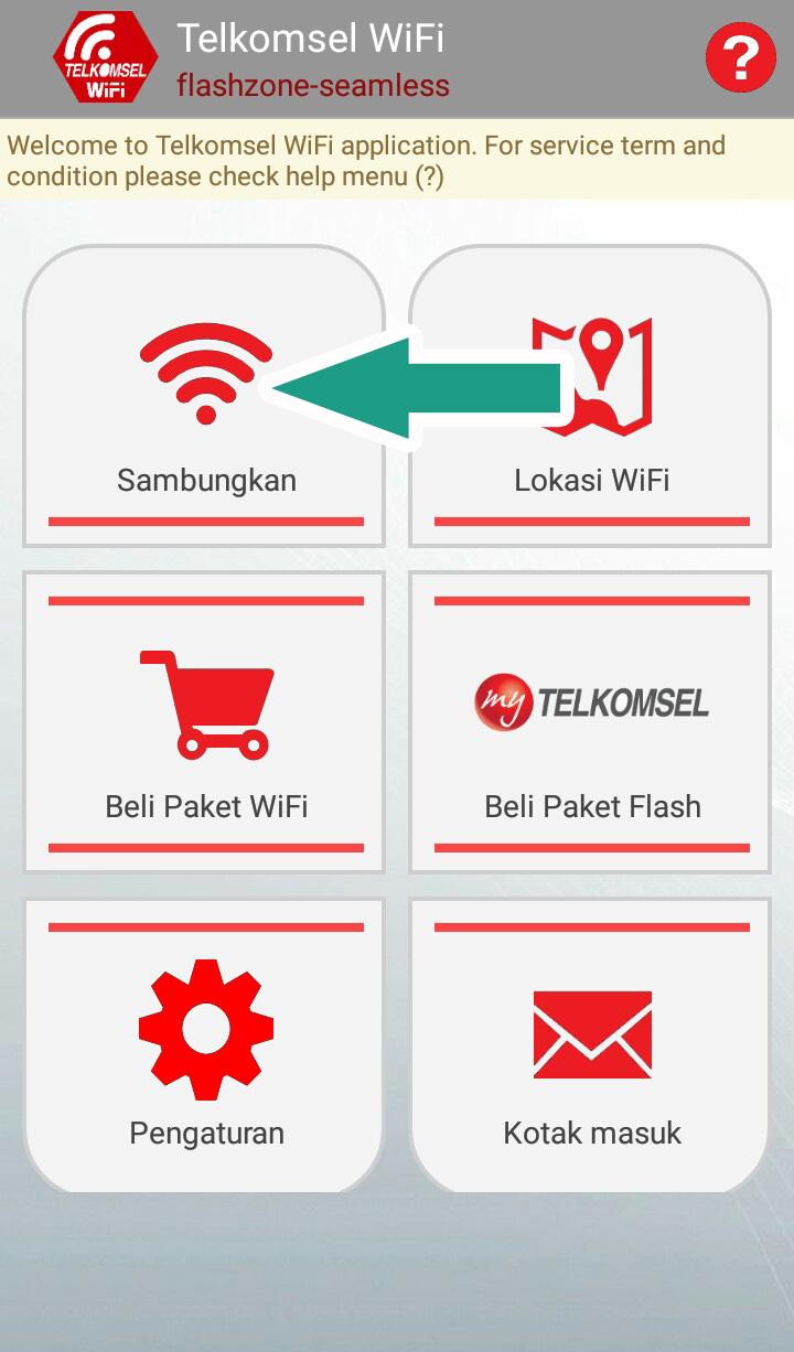 Cara Login Gratis Wifi Flashzone Seamless Di Android Dan Pc Goindones Com