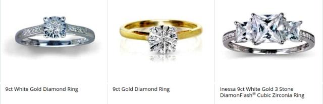 Warren James Engagement Rings