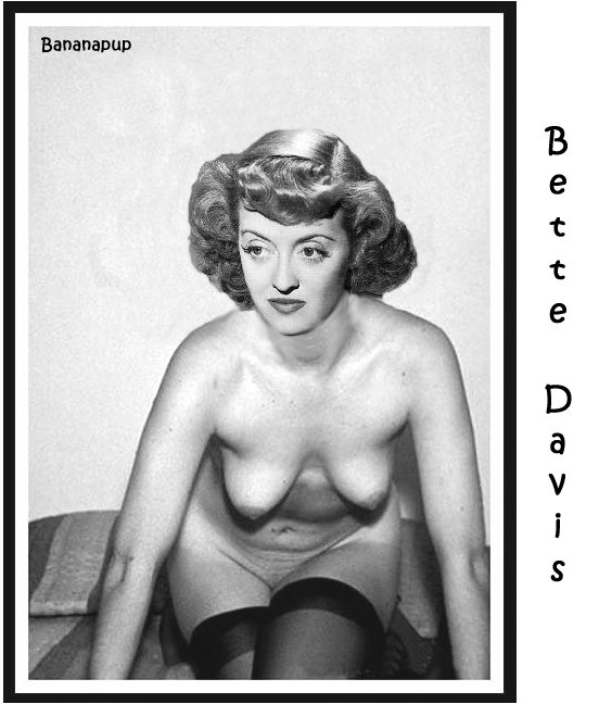 Betty white nude fakes