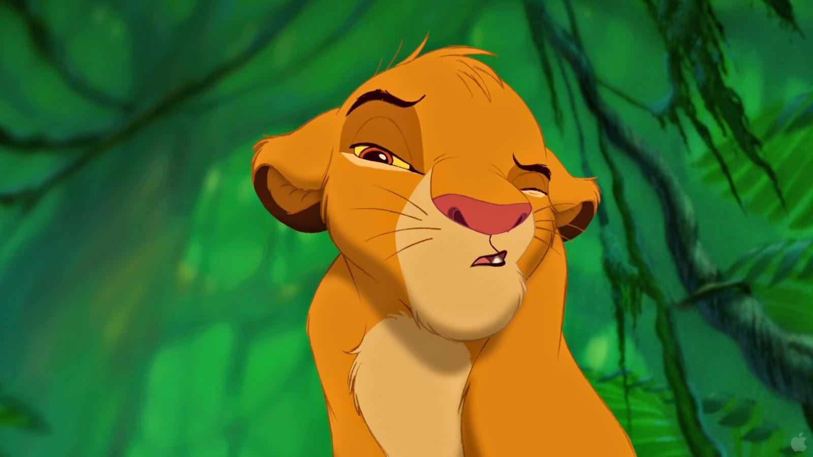 Wallpaper Lion King HD