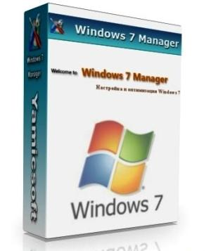 Windows 7 Manager  4.2.6 download
