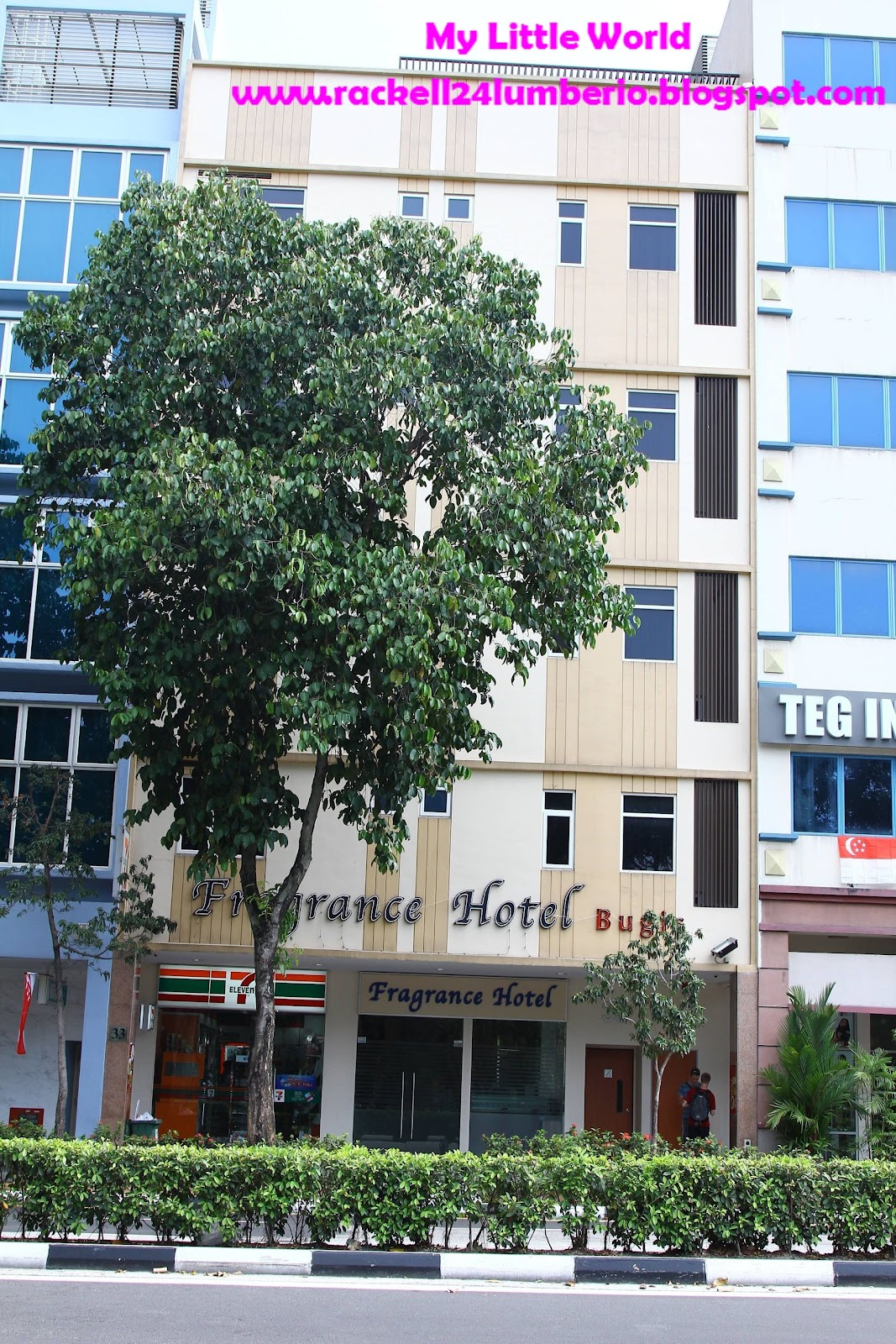 Hotel Near Bugis Junction Singapore