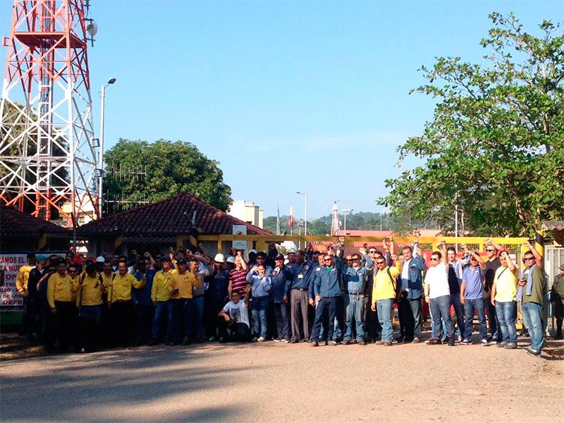Jornada nacional de protesta de 24 horas por los trabajadores tercerizados