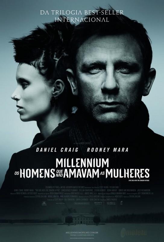 Millennium – Os Homens Que Não Amavam as Mulheres – HD 720p
