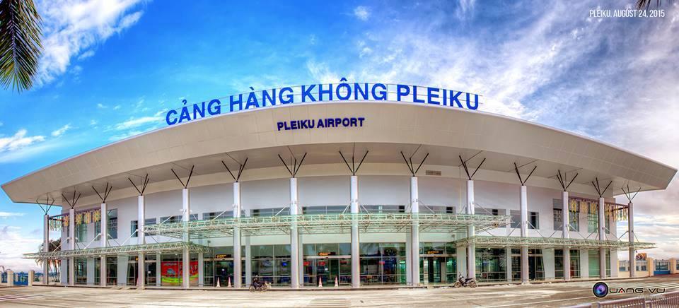 Gia Lai: Vietnam Airlines khai thác trở lại các chuyến bay đi/đến Pleiku