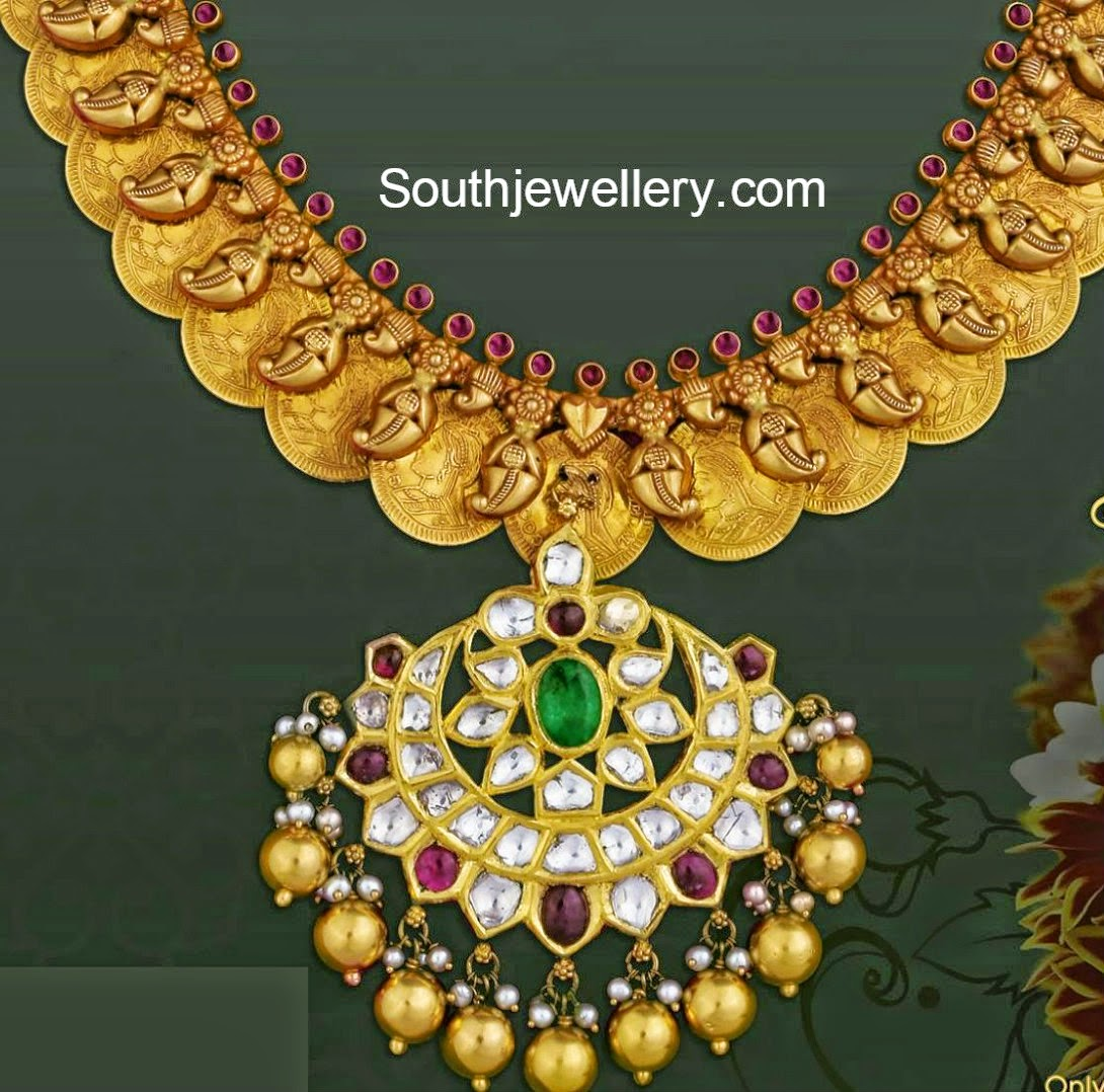 South Indian Jewellery: Gold Jewellery