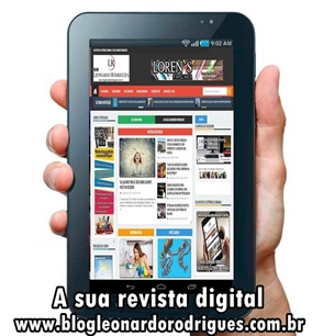 a SUA REVISTA DIGITAL
