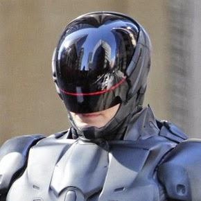 Casco de Robocop Remake