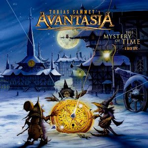 "AVANTASIA.-""The Mystery Of Time"""