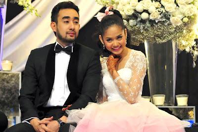 Foto, Sekitar, Perkahwinan, Liyana Jasmay, Fathuddin, Artis Malaysia, Hiburan, Malaysia