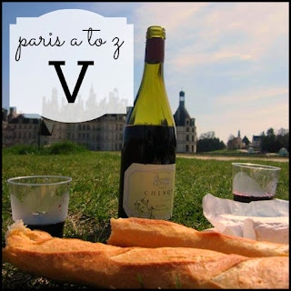 Paris A to Z: V is for Vin