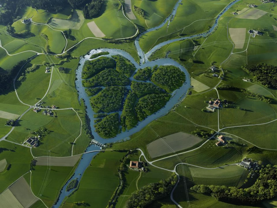 the heart river in north dakota