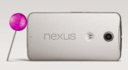 Hape Android Motorolla Nexus 6