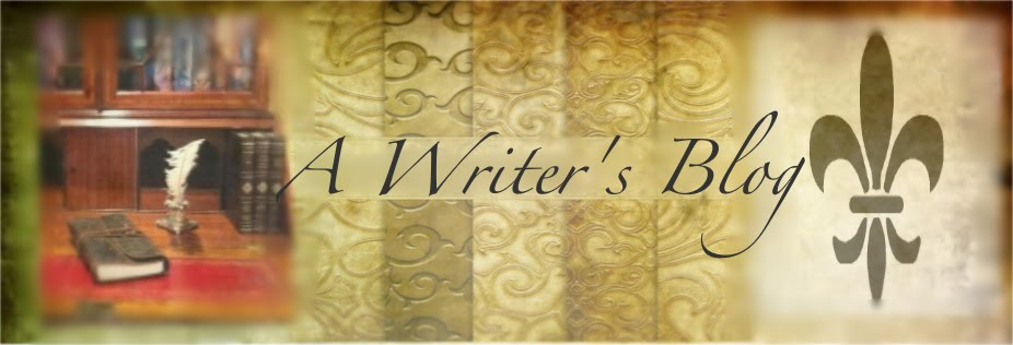 A Writer&#39;s Blog