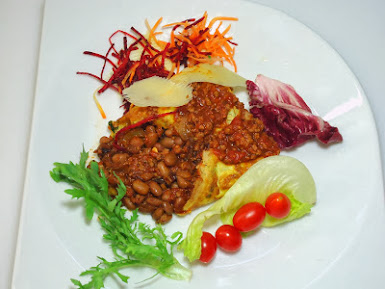 MEXICANA -  CHILLI COM CARNE