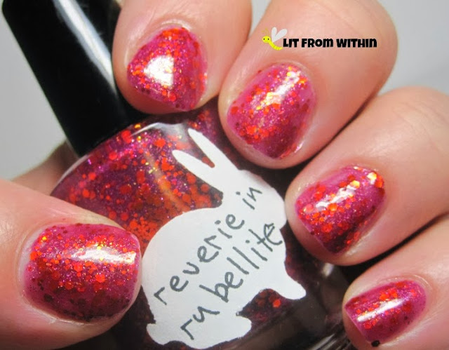 Reverie in Rubellite by Hare Polish