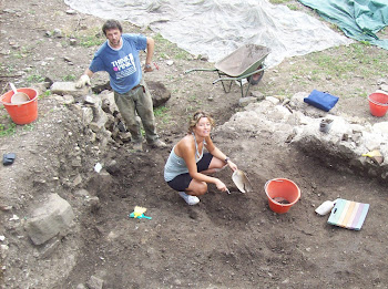 Excavations at Castrum Artenia