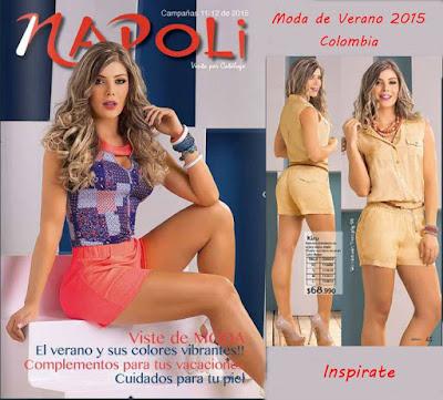 Catalogo Napoli C-11 y 12 2015