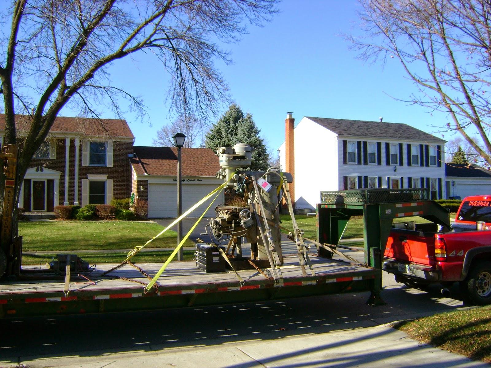 Cincinnati Tool Master Milling Machine Bridgeport