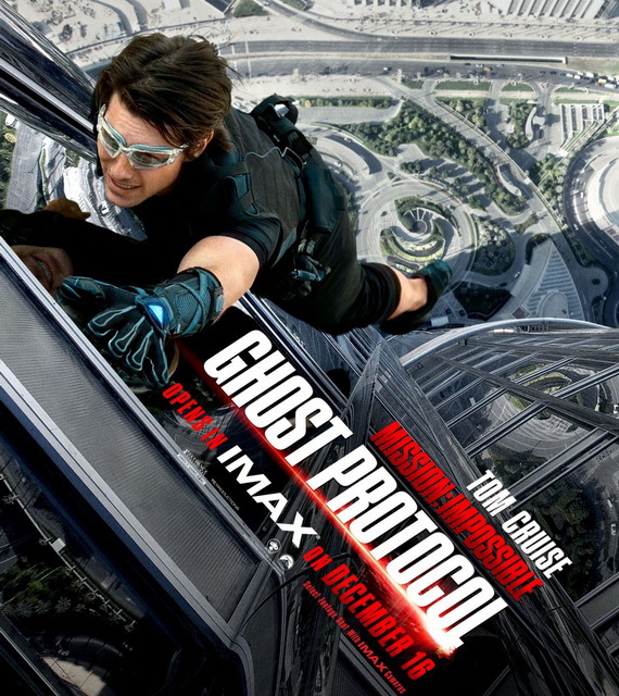 M:I IV - Ghost Protocol, Wallpaper