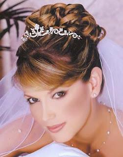 bridal tiaras