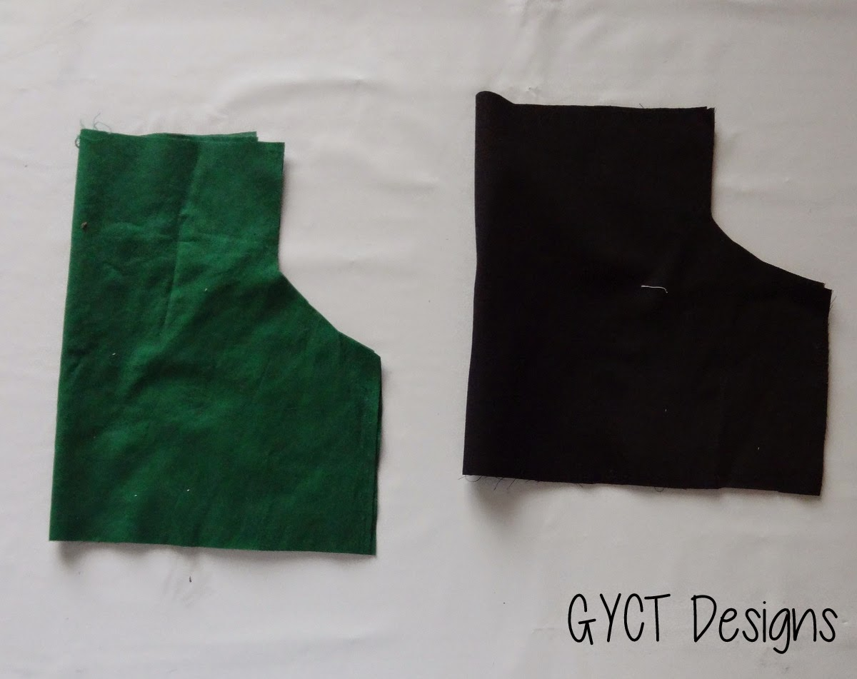 DIY Anna Coronation Dress Tutorial by GYCT