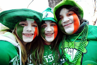 We don't need St Patrick's Day...we're Irish everyday! (Photo: Citybuzz)