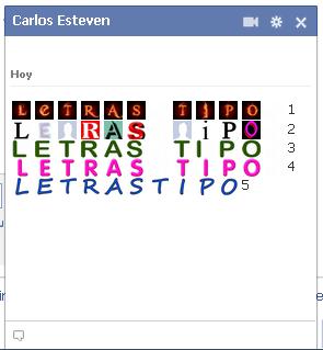 Escribe con im genes en el chat facebook - Imagenes con trucos opticos ...