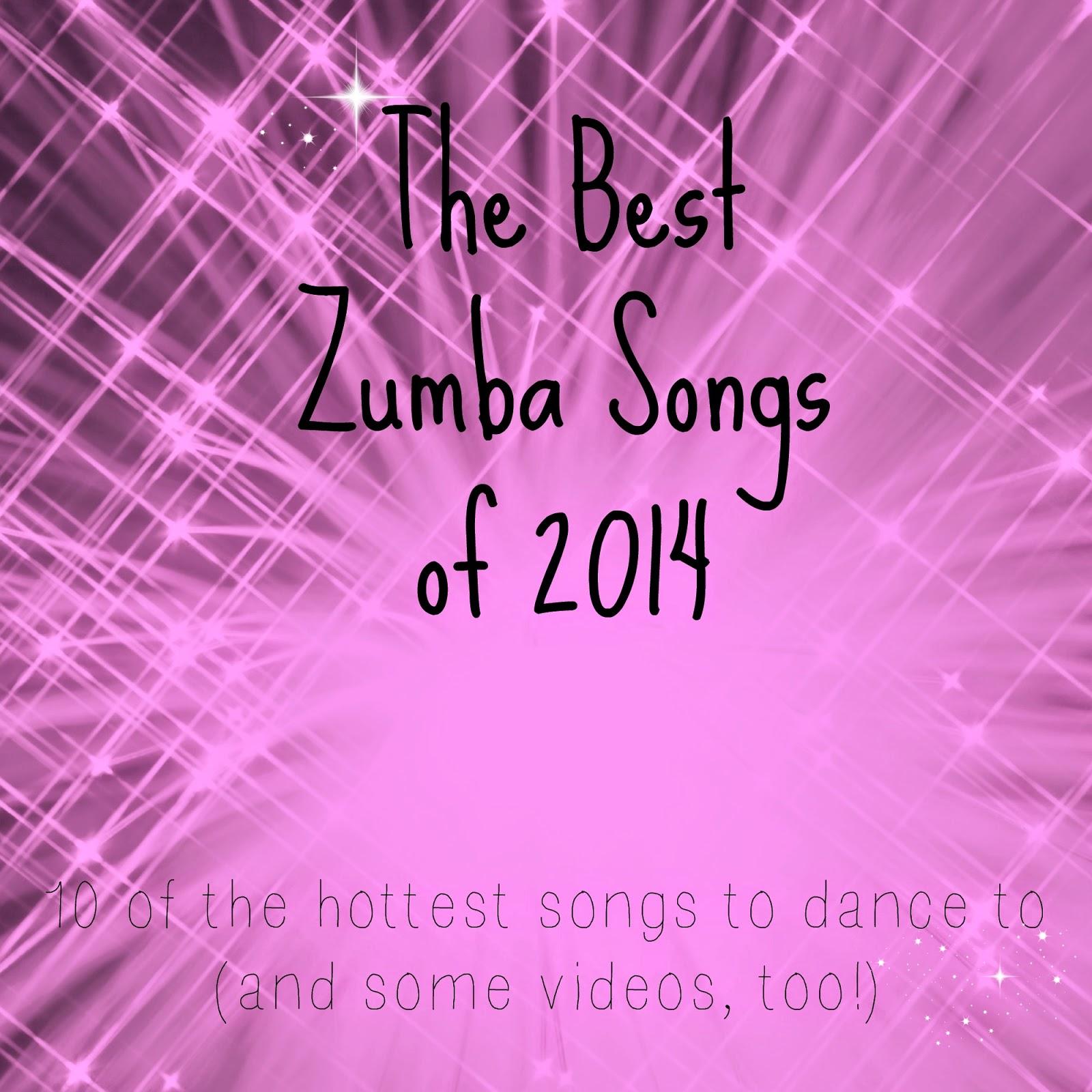 Zumba Song List: Hot Songs of 2014 - Razorback Britt