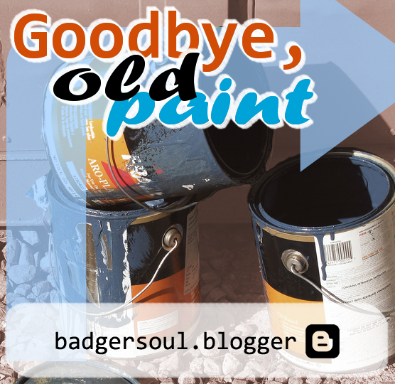 Badger Soul: Goodbye, Old Paint