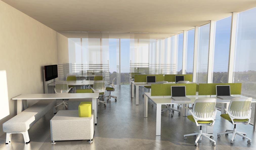 Empresas diciembre 2012 for Diseno de oficinas administrativas